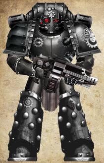 Iron Gorgons Tact Marine