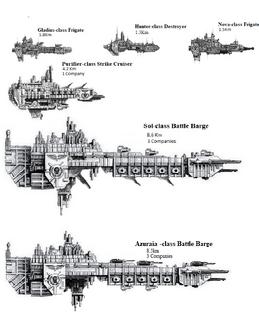 Ordinator fleet ships