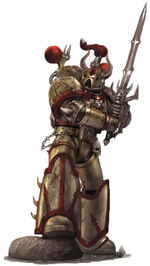 Warhammer 40,000 Homebrew Wiki:How to Create a Fanon Chaos Space Marine Warband