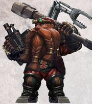 Ironbeards Engineer