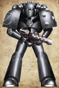 Zero Legion Astartes 2