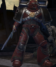 Bloodmoon Hunters Concept wh40k SM 4
