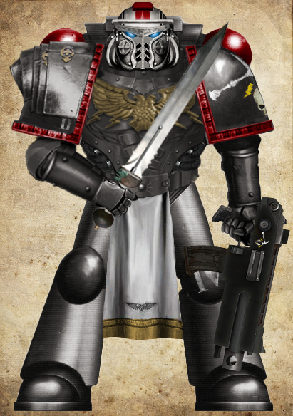 Space Wolves Power Armour 3 x chapitre icônes-bits 40K