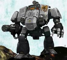 Wardens Metallicus Redemptor Dred
