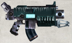 Combi-Hoarfrost Bolter