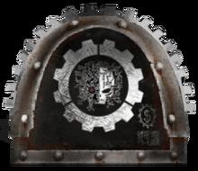 Iron Invictors Armorial