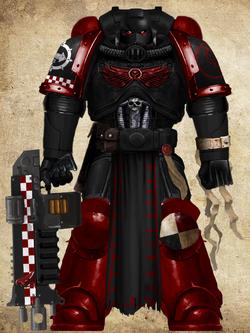 Black Knights Primaris Intercessor
