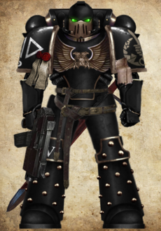 Blades Dorn Mark IV