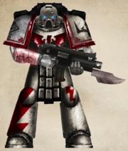 Lighting Wraiths Tact Marine