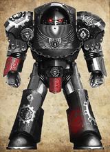 Iron Gorgons Terminator