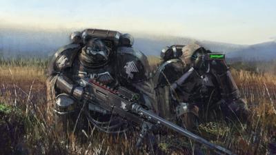 ST Sniper Marines