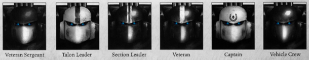 Shadow Talons Helm Markings