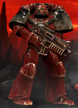 Bloodmoon Hunters Concept wh40k DOW2R tactical