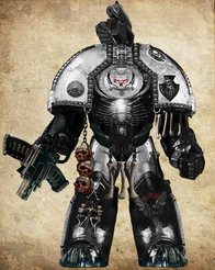 Death Templars Saturnine Termi