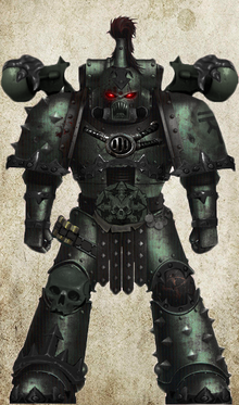 Heirs Lupercal Heretic Astartes