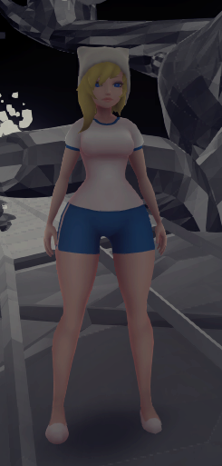 Gym Clothes What If Adventure Time Was A 3d Anime Game Wiki