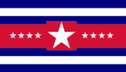 Early Republican Union Flag