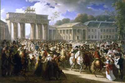 Napoleon I in Berlin