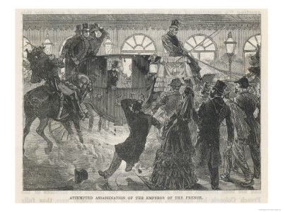 Napoleon II Escapes Assassination