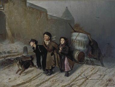 Orphans in Philadelphia