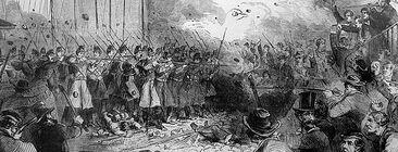 Christmas Day Strike Massacre