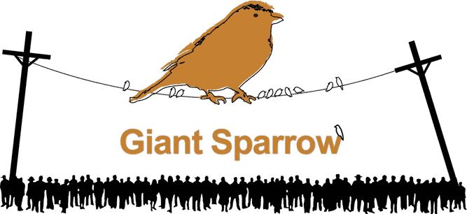 GiantSparrow logo, 2013