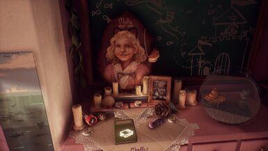 Molly Finch Memorial