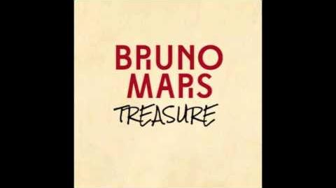 Treasure - Bruno Mars Instrumental