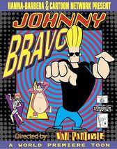 Johnny Bravo-Poster