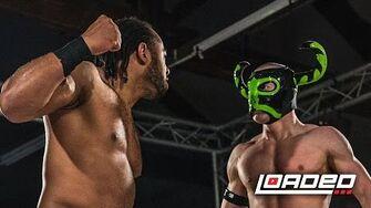 Jay Lethal vs El Ligero