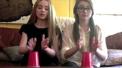 """""""When I'm Gone"""" cover by Sabrina and Sarah FT"""