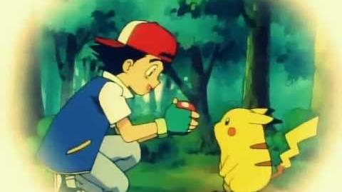 Ash and Pikachu We are Unbreakable
