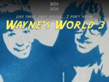 Wayne's World 3 (upcoming flim)
