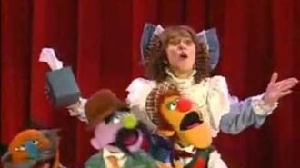 Ruthie and Muppets sing the song