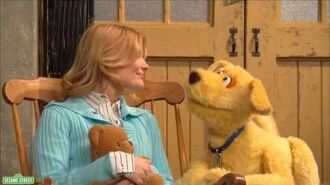"""Sesame Street- Song - """"I want to be a Service Dog"""""""
