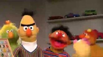 Sesame Street - The Ding Along Song with Ernie and Bert