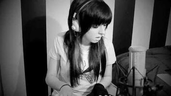 "Me Singing - ""It Will Rain"" by Bruno Mars - Christina Grimmie Cover-0"