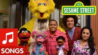 Sesame Street- Color of Me Song