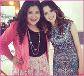 Raini Rodriguez And Laura Marano Photo Shoot Augu