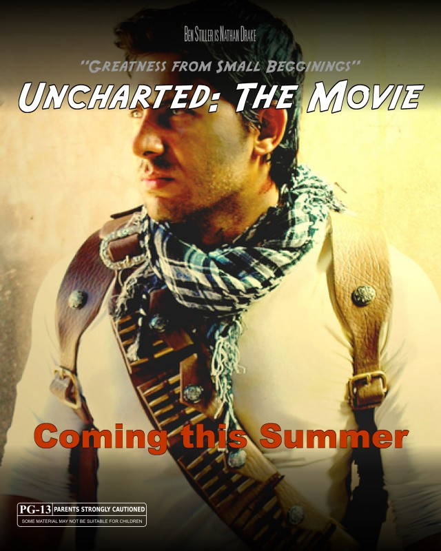 Uncharted The Movie Upcoming Flim Whatever You Want Wiki Fandom
