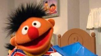 """Sesame Street- Ernie Sings """"I Love My Room"""""""