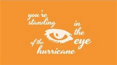 Bridgit Mendler - Hurricane (Official Lyric Video)