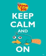 Keep calm and perry on by aiviegarciashapiro-d5tuyzb