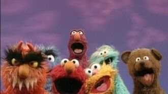 Sesame Street- Song- You Tickle Me