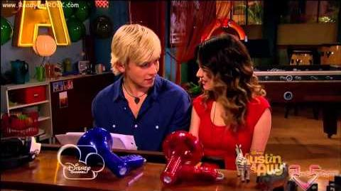 Austin & Ally - Campers and Complications piano scene-0