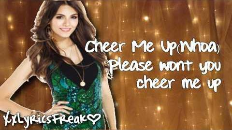 Victoria Justice-Cheer me up (With Lyrics) HD-0