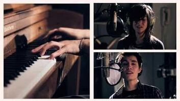 """Just A Dream"" by Nelly - Sam Tsui & Christina Grimmie-0"