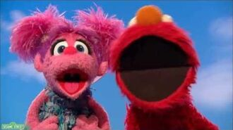 """Sesame Street- """"I Can Sing"""" with Elmo and Abby"""