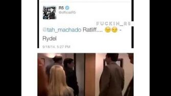 RYDELLINGTON HAPPENED ON TWITTER