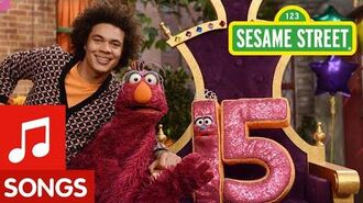 Sesame Street- Quince Song!